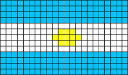 Alpha pattern #4524