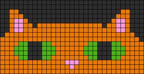 Alpha pattern #4525