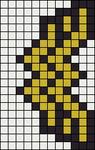 Alpha pattern #4526