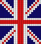 Alpha pattern #4528