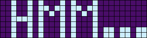 Alpha pattern #4531