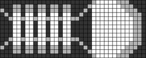 Alpha pattern #4546