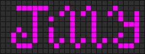 Alpha pattern #4547