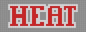 Alpha pattern #4550