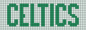 Alpha pattern #4551