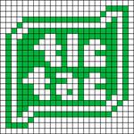 Alpha pattern #4554