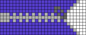 Alpha pattern #4555