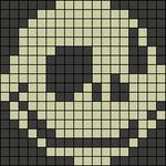 Alpha pattern #4566