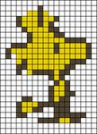 Alpha Friendship Bracelet Pattern #4569