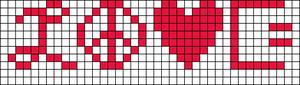 Alpha pattern #4572