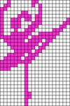 Alpha pattern #4577