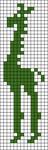 Alpha pattern #4581