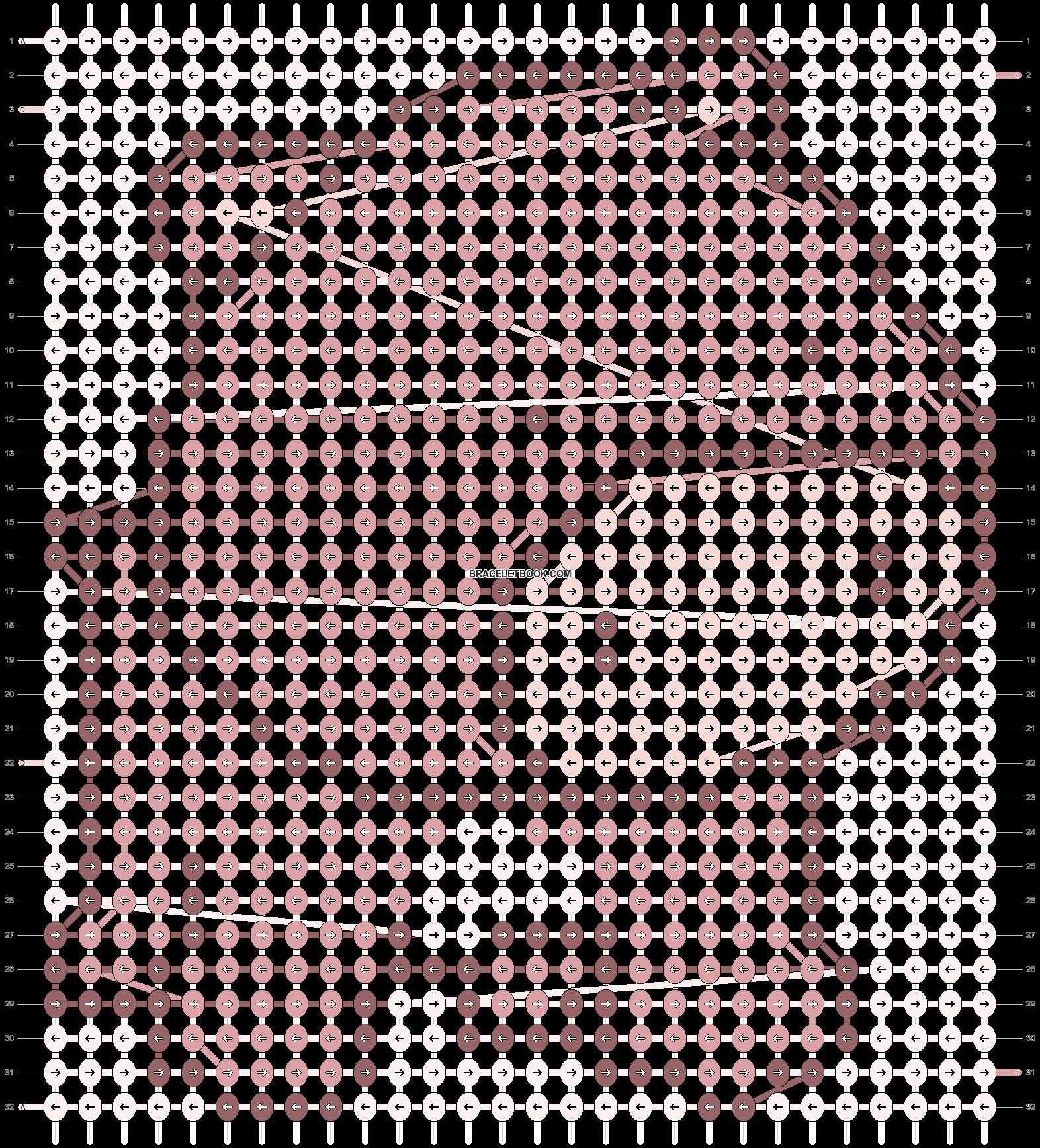 Alpha pattern #4588 pattern