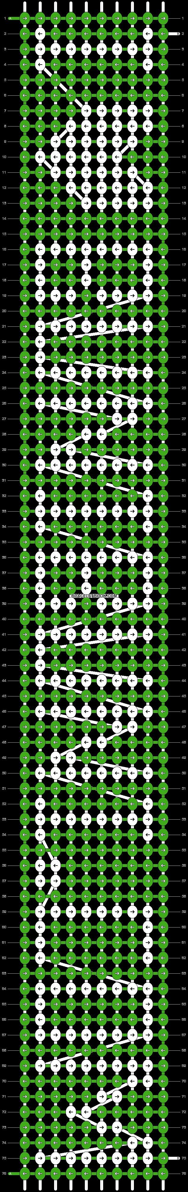 Alpha pattern #4589 pattern