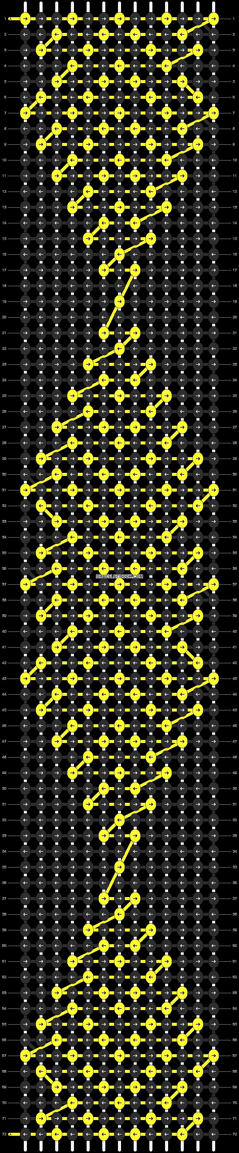 Alpha pattern #4599 pattern