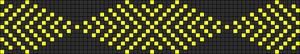 Alpha pattern #4599