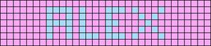 Alpha pattern #4602