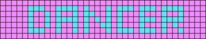 Alpha pattern #4603