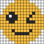 Alpha pattern #4605