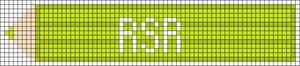 Alpha pattern #4607
