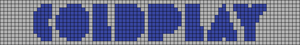 Alpha pattern #4610