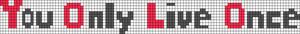 Alpha pattern #4612