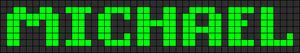 Alpha pattern #4613