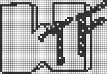 Alpha pattern #4616