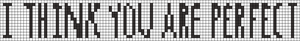 Alpha pattern #4620
