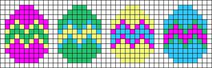 Alpha pattern #4636