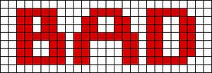 Alpha pattern #4638