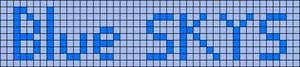 Alpha pattern #4642