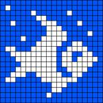 Alpha pattern #4645