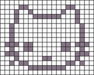Alpha pattern #4649