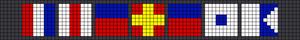 Alpha pattern #4652