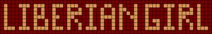 Alpha pattern #4653