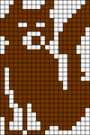 Alpha pattern #4658