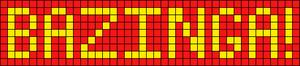 Alpha pattern #4663