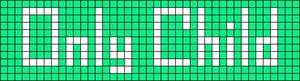 Alpha pattern #4666