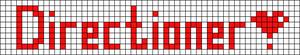 Alpha pattern #4667