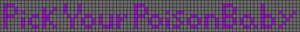 Alpha pattern #4671