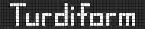 Alpha pattern #4680