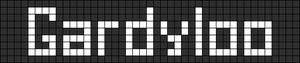 Alpha pattern #4681