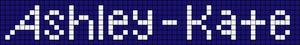 Alpha pattern #4682
