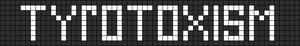 Alpha pattern #4686