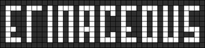 Alpha pattern #4688