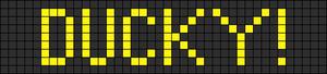 Alpha pattern #4697