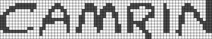Alpha pattern #4701