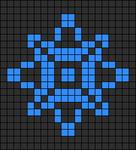 Alpha pattern #4711