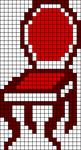 Alpha pattern #4716
